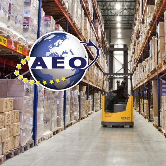 Neele Logistics - Eerste werkmaatschappij Neele Warehousing BV AEO gecertificeerd