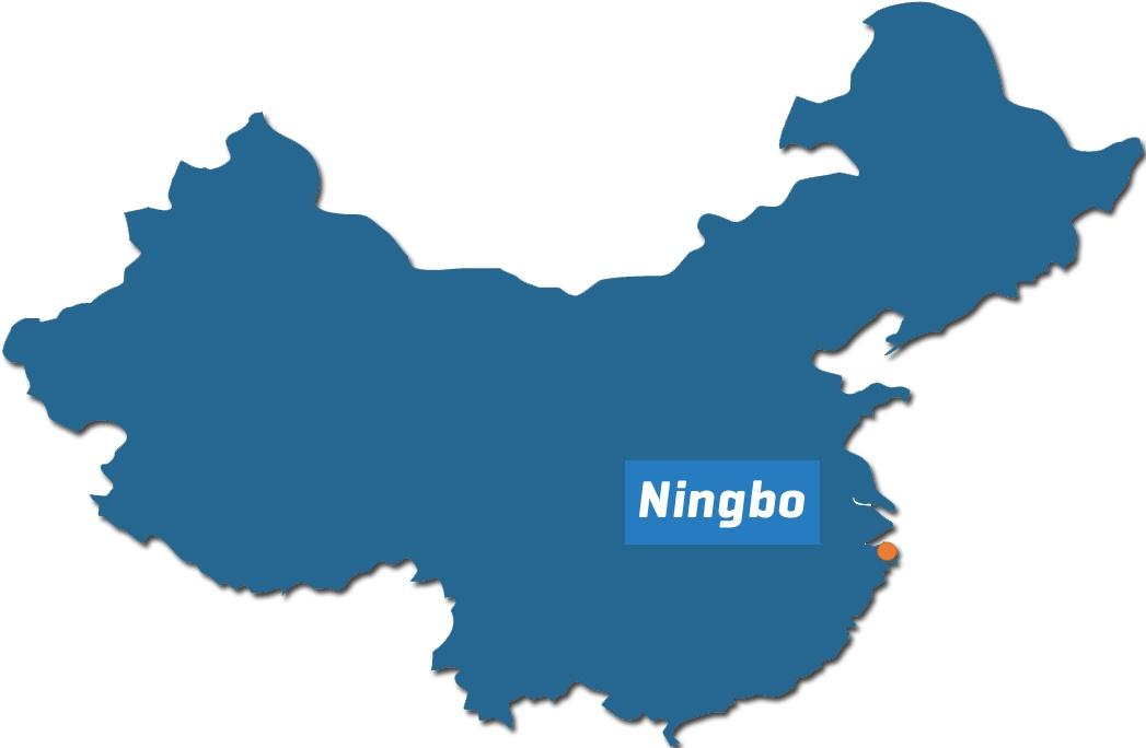 Consolidatie Ningbo