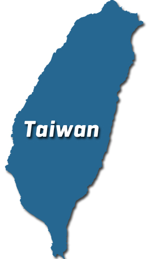 Zeevracht Taiwan