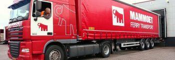 Overname Mammoet Logistics