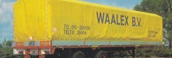 Overname Ibercargo en Waalex