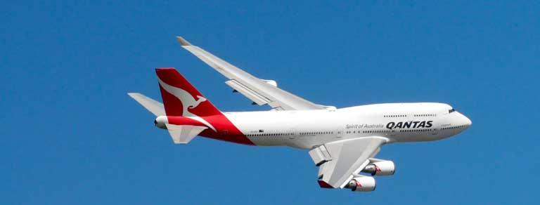 Luchtvracht Australië